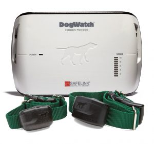 Dog Fence transmitter and computer collars