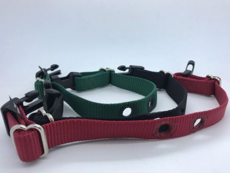 Dog fence collar strap, dog fence nylon collar strap