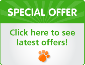 dog fence special offers banner