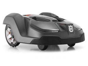 robotic lawn mower husqvarna